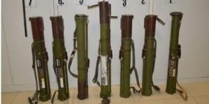 Udaremniono kolejną próbę przemytu broni z Ukrainy! Tym razem… granatniki