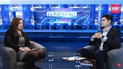 Sandra Błażejewska o przyczynach ludobójstwa Polaków na Wołyniu [WIDEO]
