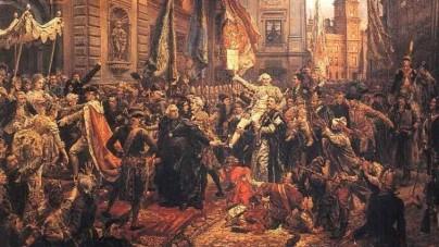 """R. Patlewicz: """"Masoneria stała za Konstytucją 3-go maja"""" [WIDEO]"""