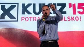 """""""Za Kukizem stoi agentura."""" M. Rola przeprasza za swoje słowa"""