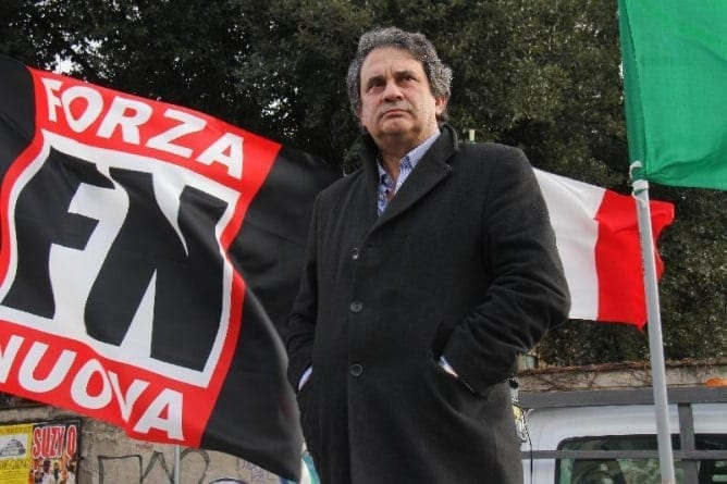"""Roberto Fiore: """"Prawdziwa wolność jest lepiej przestrzegana w Polsce niż we Włoszech"""" [WIDEO]"""
