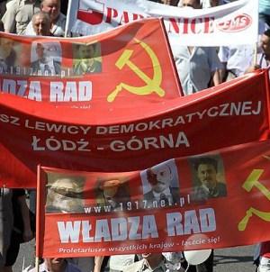 """Wontor z SLD: """"Komunizm jest dla mnie najlepszym systemem jaki istnieje"""""""