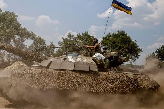 Ukraińscy żołnierze mordowali własnych towarzyszy broni. Próbowali zatrzeć ślady