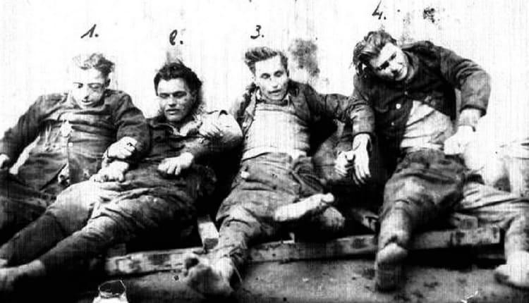 Pisali o Jedwabnem, dali zdjęcie… zamordowanych Żołnierzy Wyklętych. Będzie pozew!