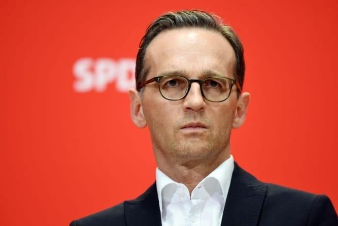 """Zwalczał ,,mowę nienawiści"""" na Facebooku. Będzie szefem MSZ Niemiec"""