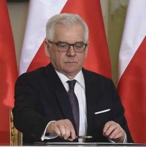 Czaputowicz na forum ONZ krytykuje syryjskie władze