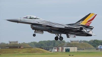 """""""F-16-gate"""" – skandal w belgijskich siłach powietrznych"""