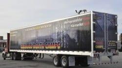 Starbucks w Pensylwanii nie chciał przyjąć towaru z ciężarówki przez napis na naczepie