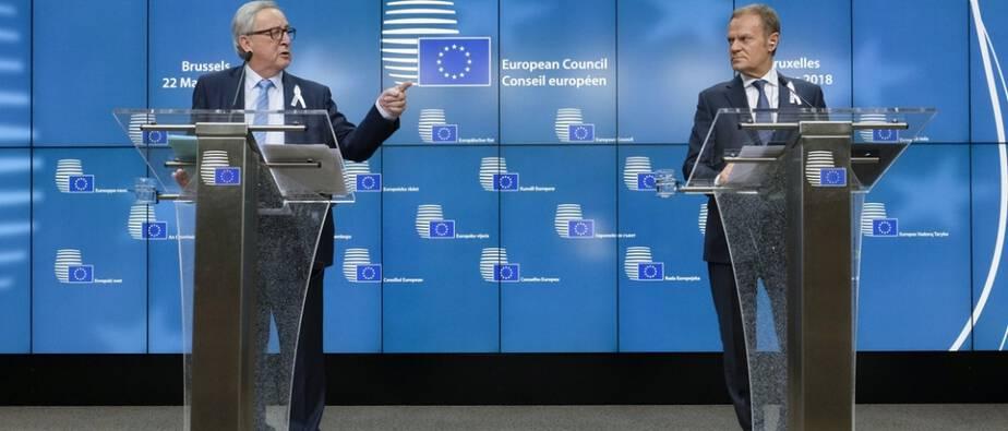 Donald Tusk: Państwa UE zatwierdziły umowę brexitową