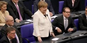 Poseł AfD: Pani Merkel, kiedy weźmie Pani na siebie odpowiedzialność i poda się do dymisji? [WIDEO]