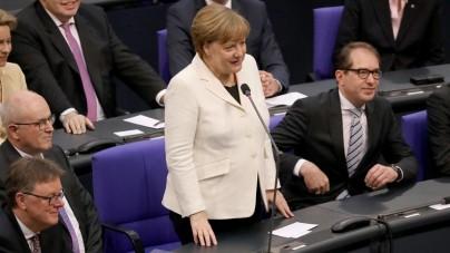 """Merkel: """"Państwa narodowe powinny być obecnie gotowe do oddania suwerenności"""""""