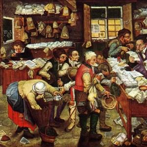 PRAW(N)A STRONA: Opodatkowanie sztuki i sztuka opodatkowania