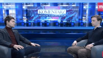 Krzysztof Bosak o debacie w Muzeum Polin, fake newsach i seansach nienawiści wobec Polaków [WIDEO]