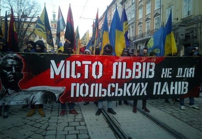 Jest reakcja MSZ na antypolski marsz we Lwowie