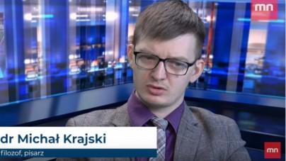 """dr Krajski: """"Cały protestantyzm jest naznaczony rozpaczą"""" [WIDEO]"""