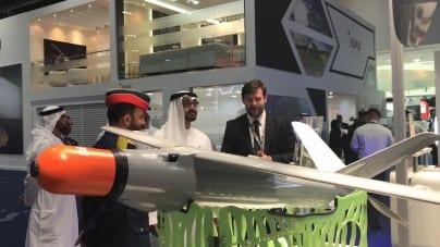 Polskie drony w Zjednoczonych Emiratach Arabskich