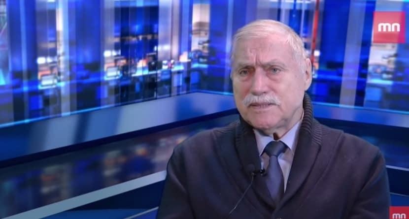 """Lech Jęczmyk: """"Nie można już krzyża powiesić w szkole, ale szatana wolno pokazać"""" [WIDEO]"""