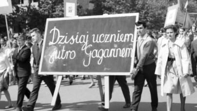 Kontrowersyjna wypowiedź Bartoszewskiego. Powinniśmy przeprosić za Marzec '68