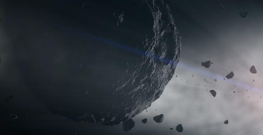 NASA zniszczy asteroidę, która ma uderzyć w Ziemię? [WIDEO]