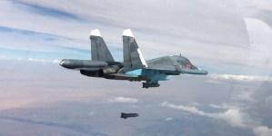 Zaatakowano syryjską bazę lotniczą. To amerykański odwet?