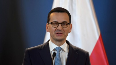 """Premier Morawiecki zaprasza opozycję na """"rządowy marsz"""""""