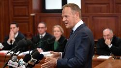 Tusk: Nie odpowiadałem za projekt wizyty Kaczyńskiego
