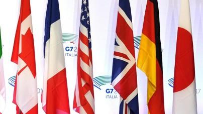 Liderzy G7 potępili rzekomy atak chemiczny w Syrii