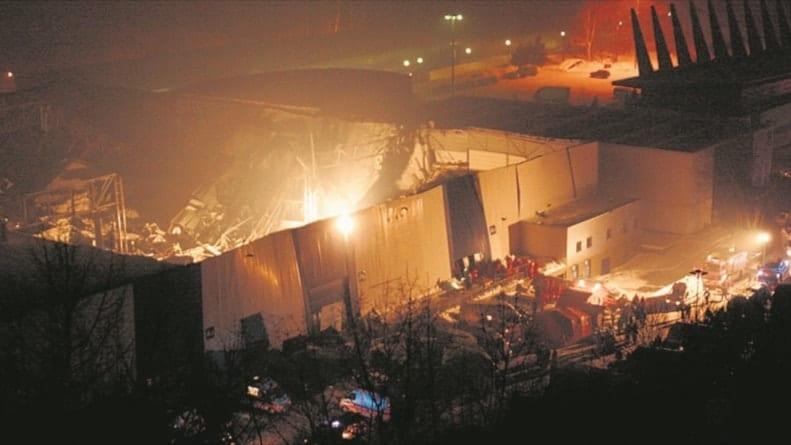 Skarb Państwa odpowiedzialny za katastrofę hali MTK