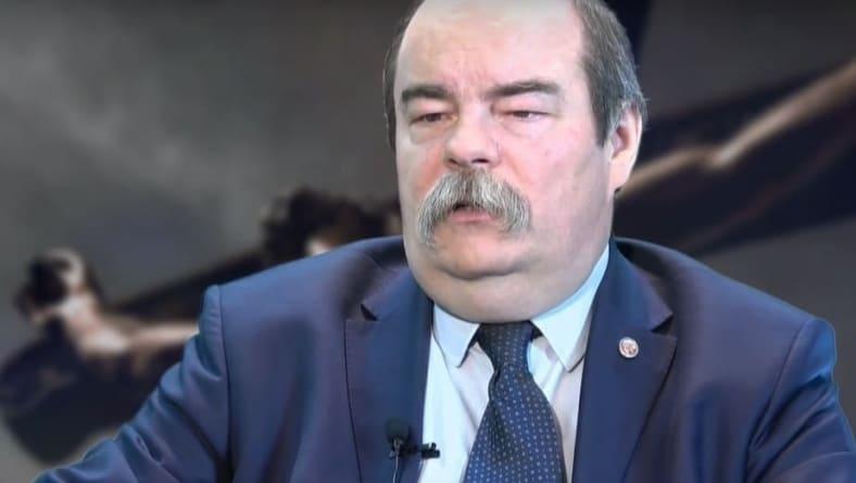 """Marcin Dybowski """"Naszych wrogów musimy gromić. Różaniec naszą bronią"""" [WIDEO]"""