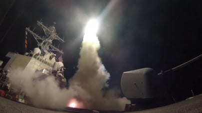 Amerykańskie naloty rakietowe na stanowiska Kata'ib Hezbollah
