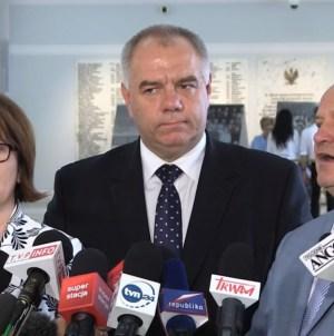 Jacek Sasin wyklucza koalicje PiS z Konfederacją