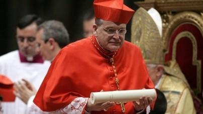 """Kard. Burke: """"Korygowanie papieża to nie bunt, to przejaw wierności Chrystusowi"""""""