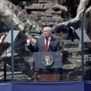 Trump ponownie w Polsce? Warszawa potencjalnym miejscem spotkania z Kim Dzong Unem