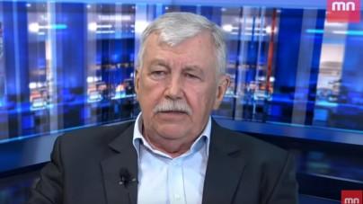 """Prof. Śliwiński """"Nacjonalizm gospodarczy jest naturalną reakcją na globalny kryzys ekonomiczny"""" [WIDEO]"""