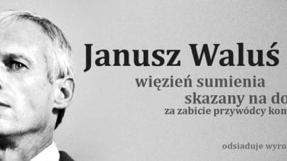 Pamiętamy o Januszu Walusiu. 25 lat od zamachu na Chrisa Haniego