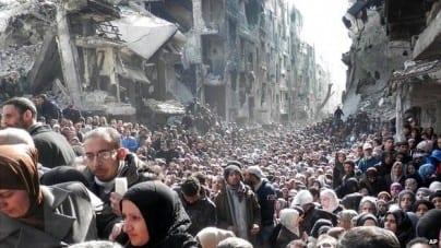 Każdy w Syrii chce by nas zostawiono samym sobie i aby Assad pozostał liderem.
