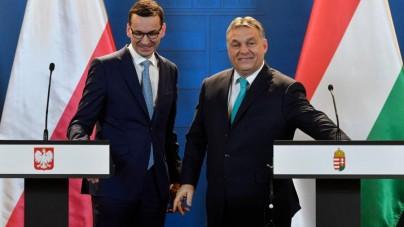 Orban przyjedzie spotkać się z Morawieckim