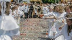 Uroczystość Najświętszego Ciała i Krwi Chrystusa – miliony wiernych na ulicach