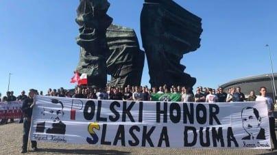 Marsz narodowców w Katowicach zaatakowany przez skrajną lewicę i… PiS