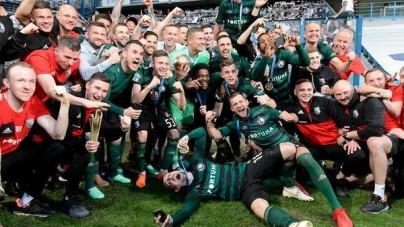 Legia Warszawa awansowała do 2 rundy eliminacji Ligi Mistrzów
