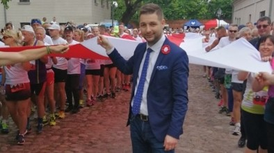 Jaki na pytanie o marsz narodowców w Warszawie. – Tu jest miejsce dla wszystkich.