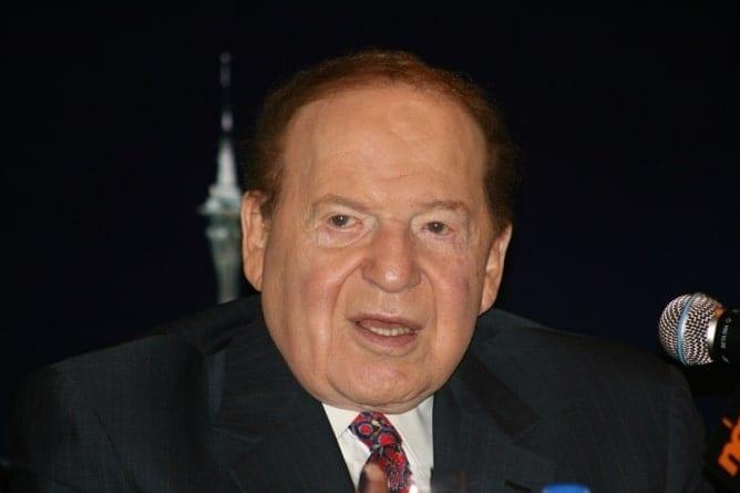 Żydowski miliarder zasponsorował Partię Republikańską. W tle ustawa 447