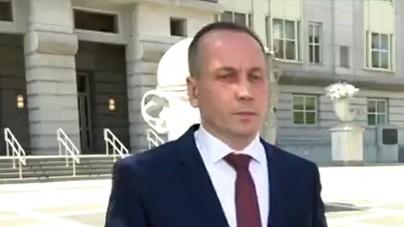 Rozbiórka Pomnika Katyńskiego w Jersey City prawnie wstrzymana [WIDEO]