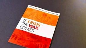 """Szwecja wydaje broszurę: """"Przygotuj się na wojnę"""". Ostatni raz wydrukowano taki dokument w 1961 roku"""