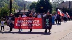 """Wisła: Obchody rocznicy zajęcia miasta przez oddział NSZ kpt. """"Bartka"""""""