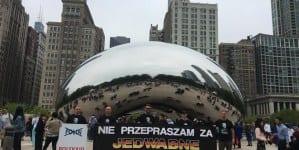 Działacze ZŻNSZ Koło Chicago wyrzuceni ze spotkania Andrzeja Dudy z Polonią [WIDEO]