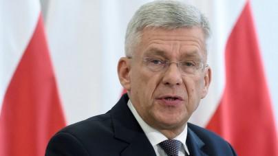 Karczewski o obniżeniu pensji senatorów