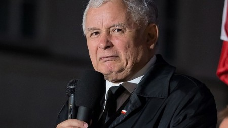 """Kaczyński chce, aby Polska była jak Niemcy: """"Taki cel jest dzisiaj realny"""""""