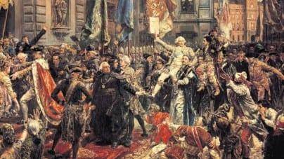 Prof. Zielińska: Konstytucja 3 maja to przełom z wielu punktów widzenia