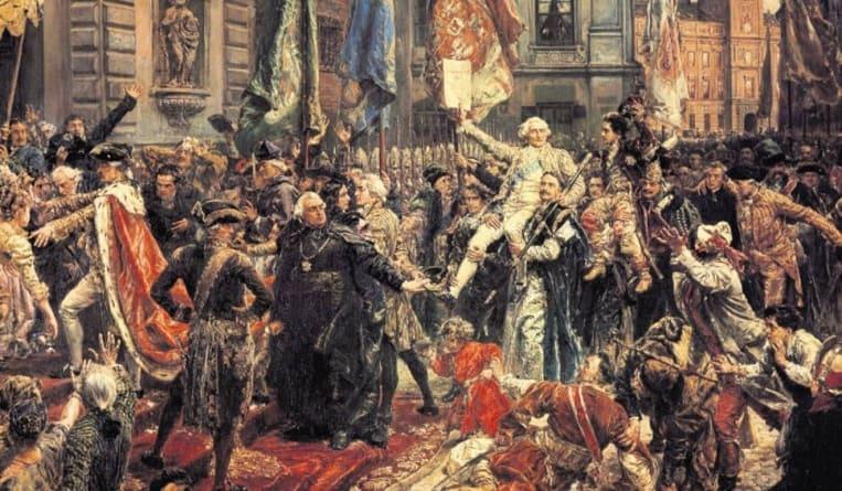 Święto konstytucji – 227 lat temu uchwalono Konstytucję 3 Maja